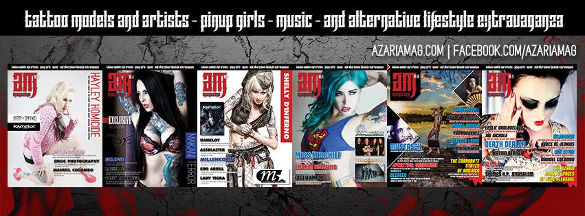 Azaria Facebook Cover