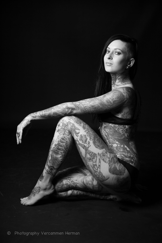 Femke Fatale Photo by Herman Vercammen