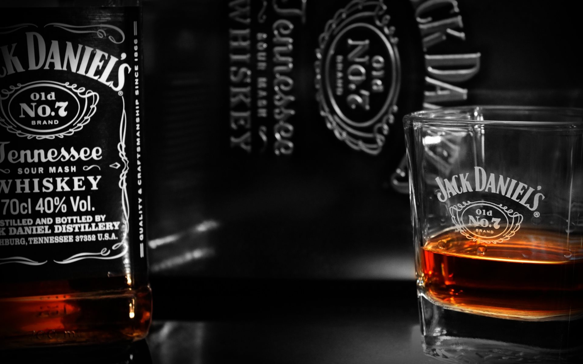 Jack Daniels Old No.7 Whiskey