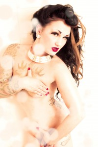 Leslie Vanlovelace Photo by Hailey Wicked Photography