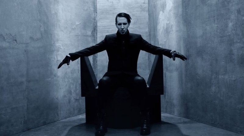 Marilyn Manson Photo by 94.2 KILO