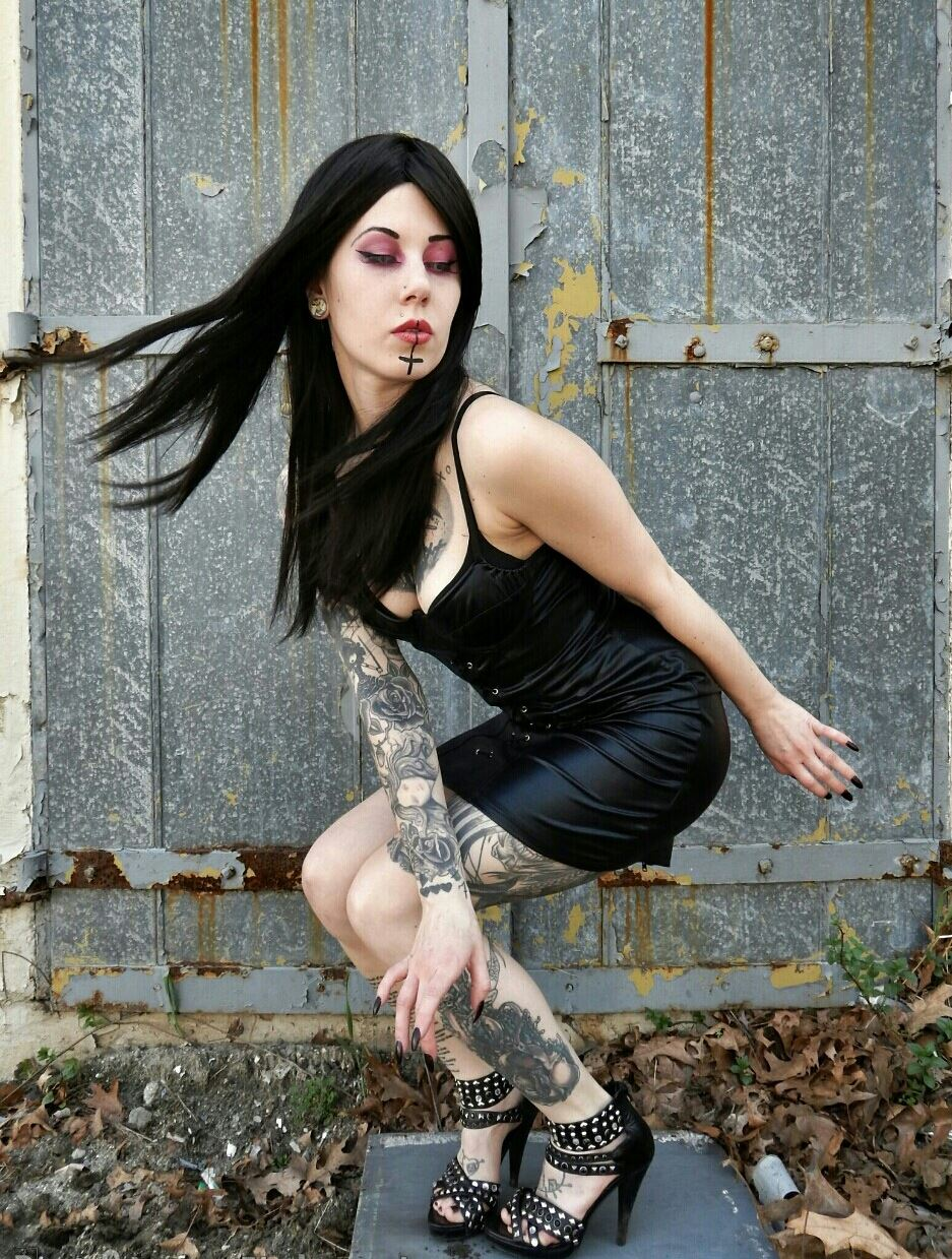 Aradia Wadjet - Lilith Photo by Dark Silence Photography