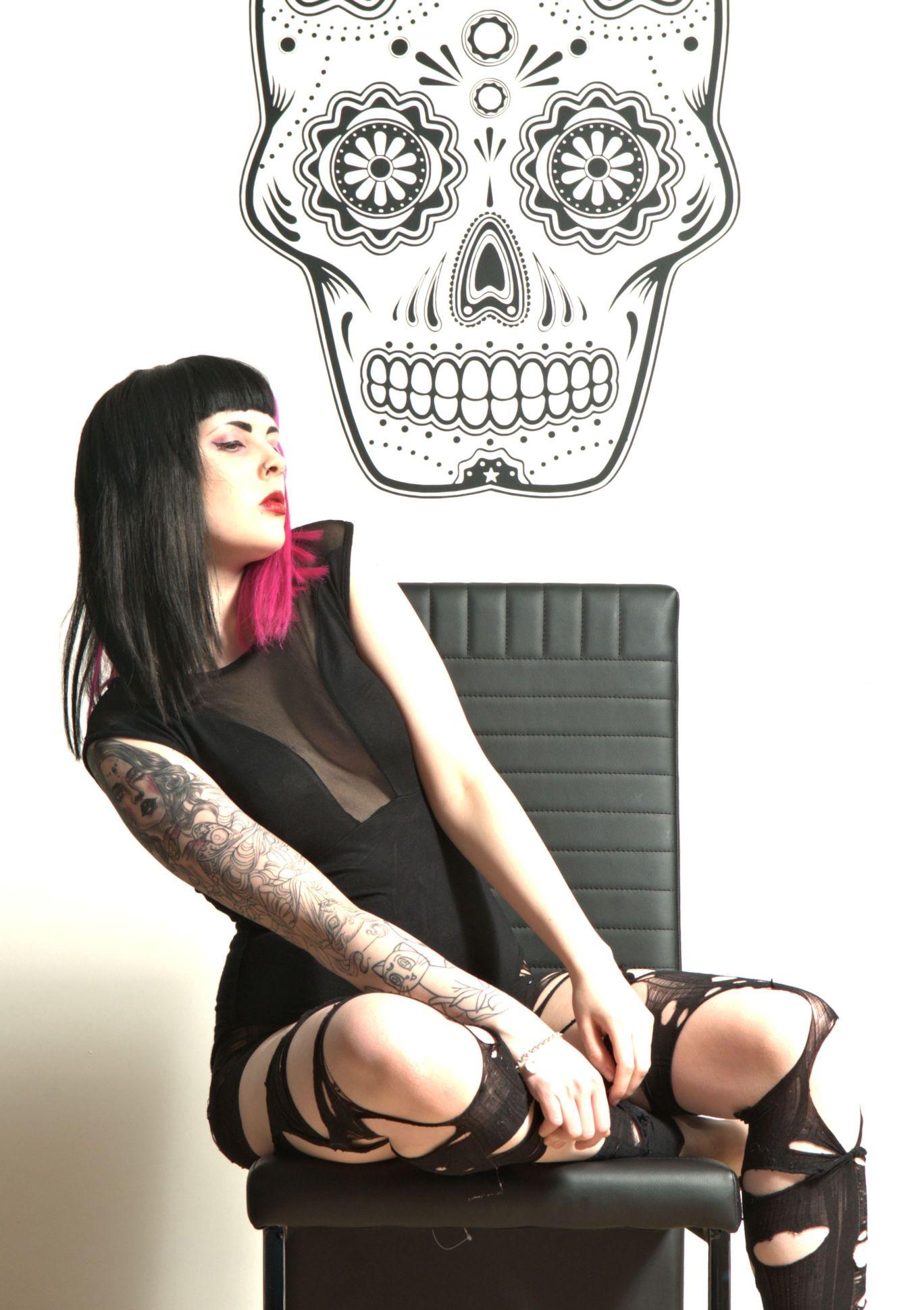 Daisy Chainsaw Photo by Darkman Zenfoilo Photography