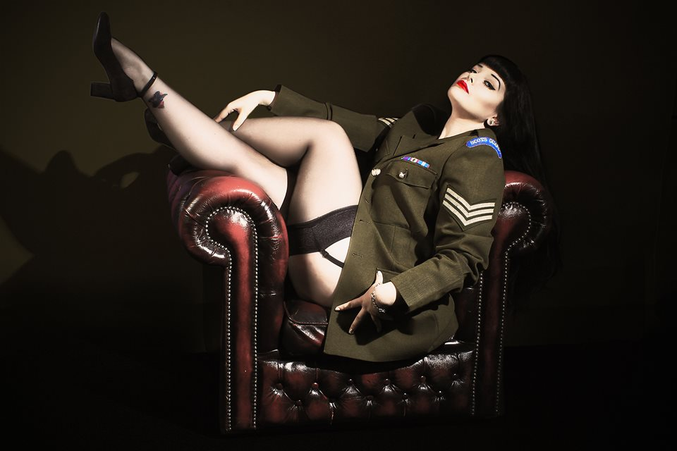 Miss Katt Photo by SMGCPhotography