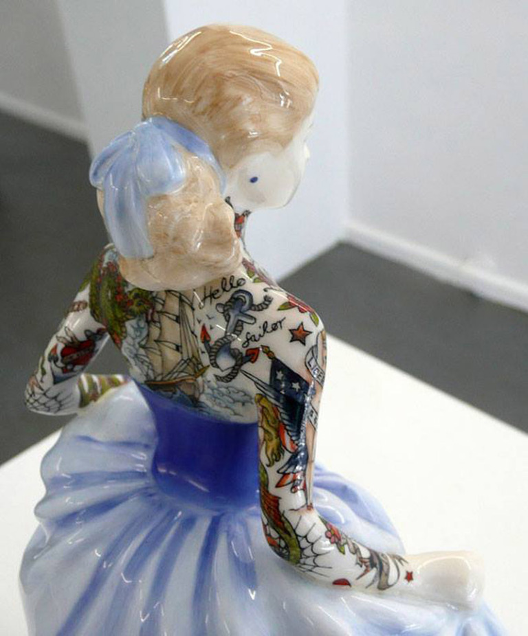 Jessica Harrison Porcelain Figures