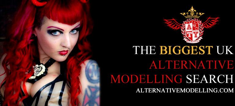 Alternative Model of The Year UK