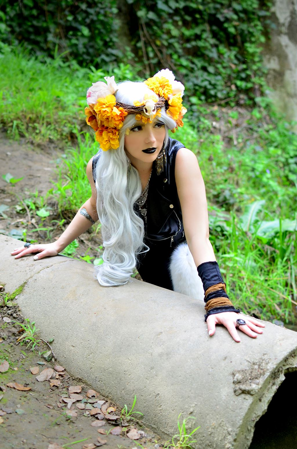 Ashley Taylor Tribal Goth