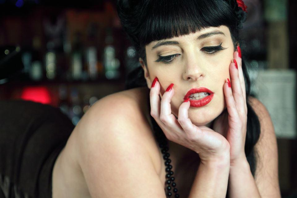 Cindy Saphyre Photo by Ultimate Psycho Photography