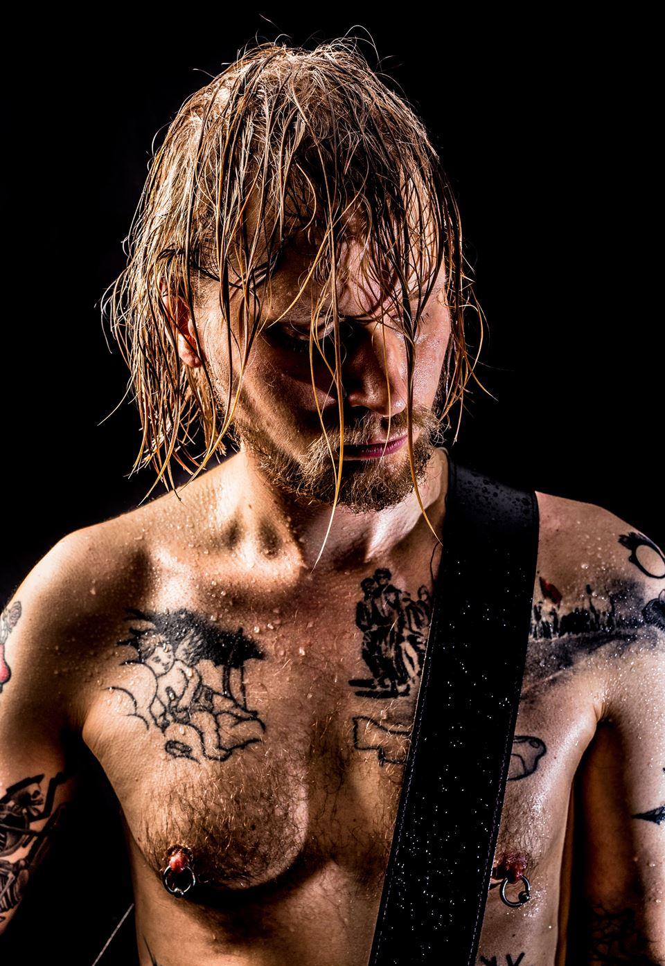 Tommi Palomäki Photography Model Mikko Olkkonen