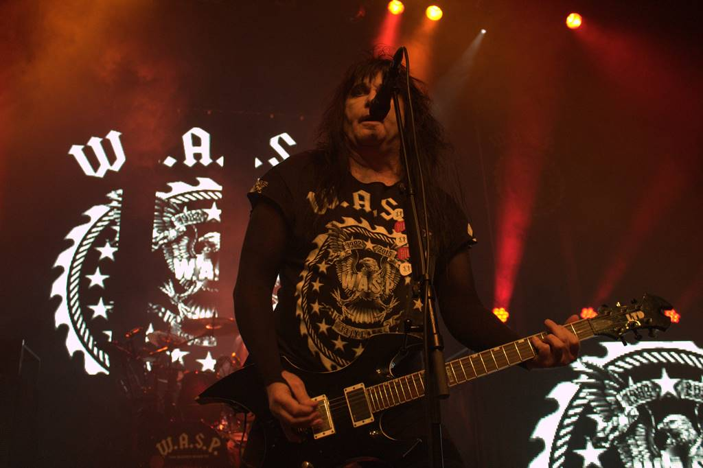 Blackie Lawless W.A.S.P.