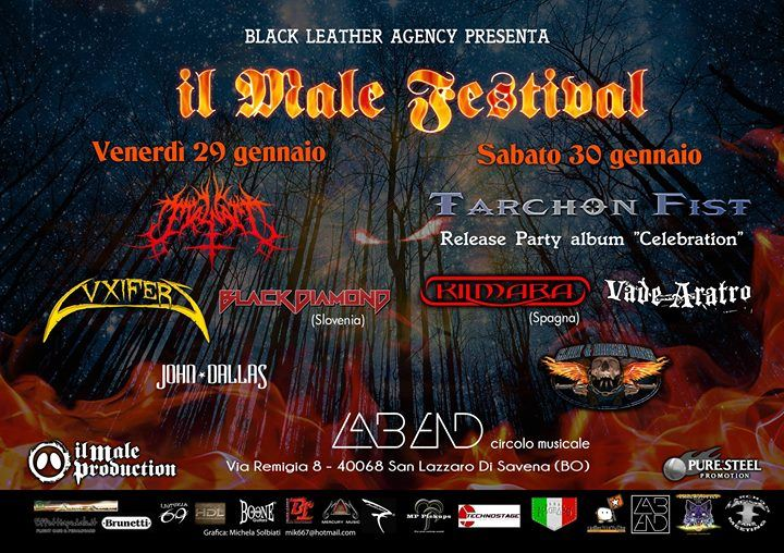 Il Male Heavy Metal Fest Italy
