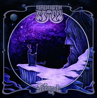 Mammoth Storm Album Cover