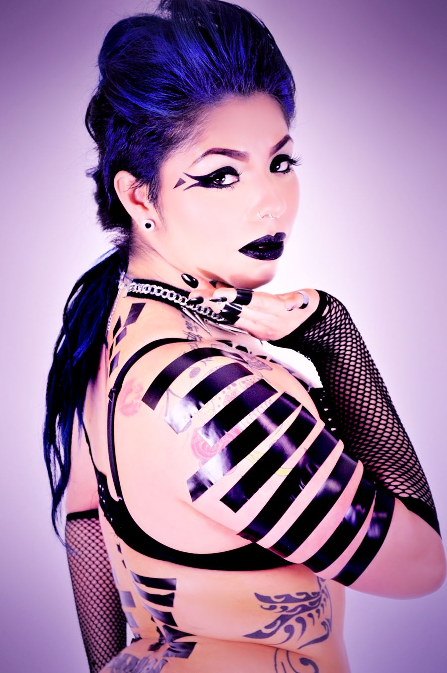 Mz Roxxy Mayhem Photo by Allure Lotus Photography