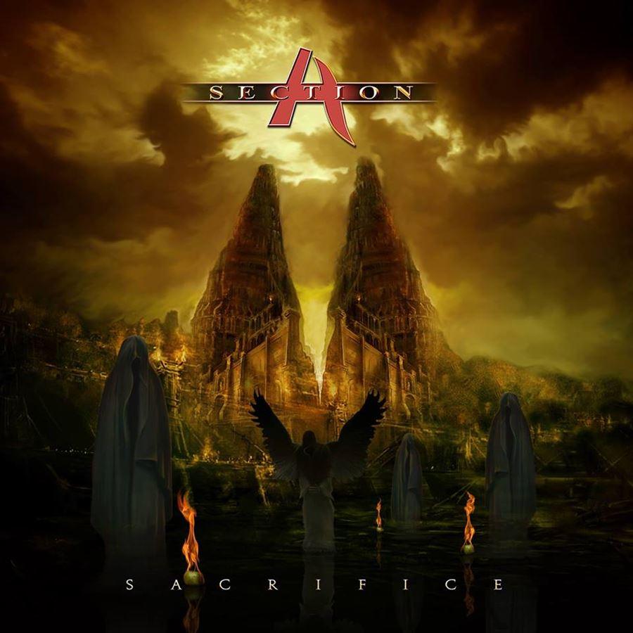 SECTION A Sacrifice Album Cover