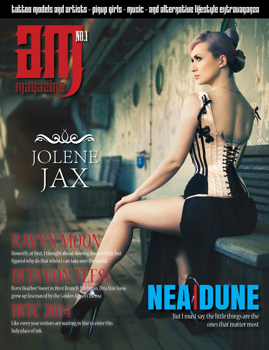 Azaria Magazine No.1