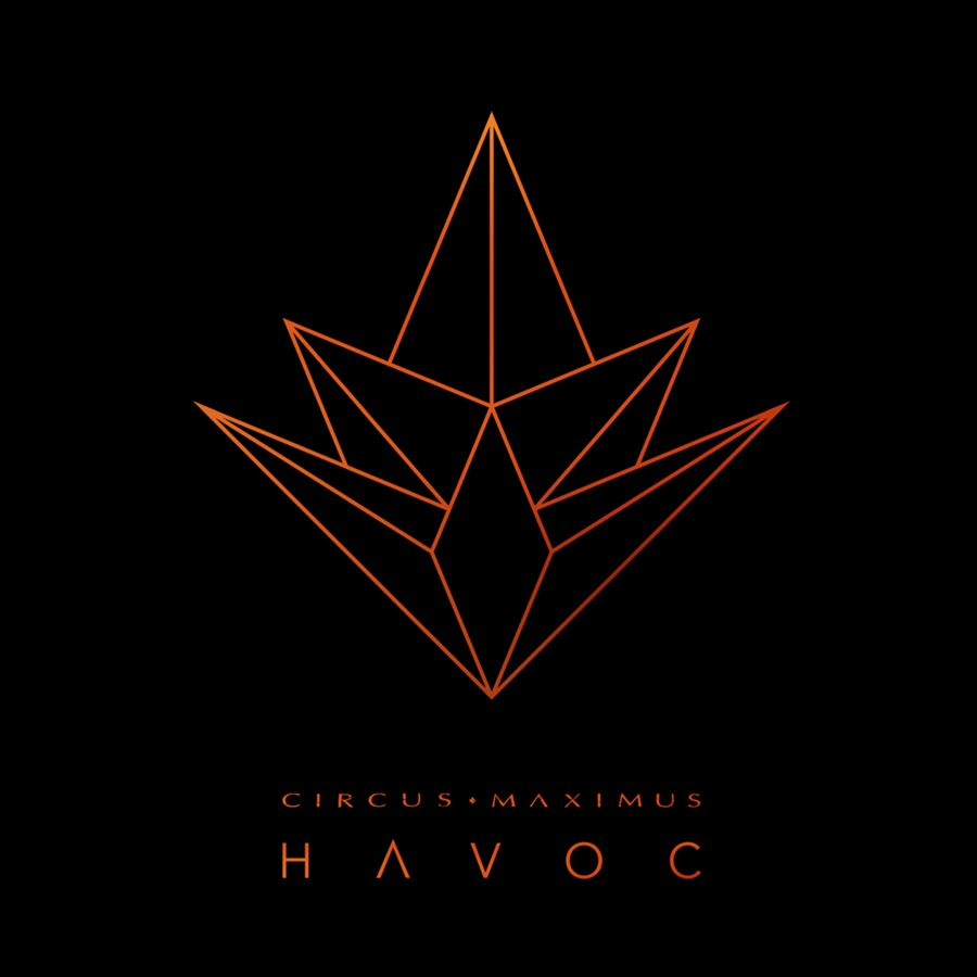 Circus Maximus Havoc Album Cover