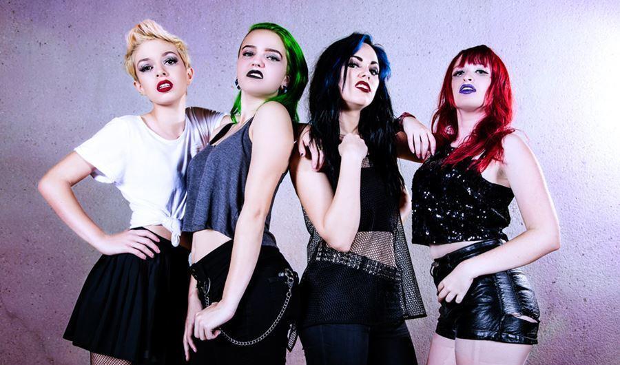 Doll Skin Band Promo