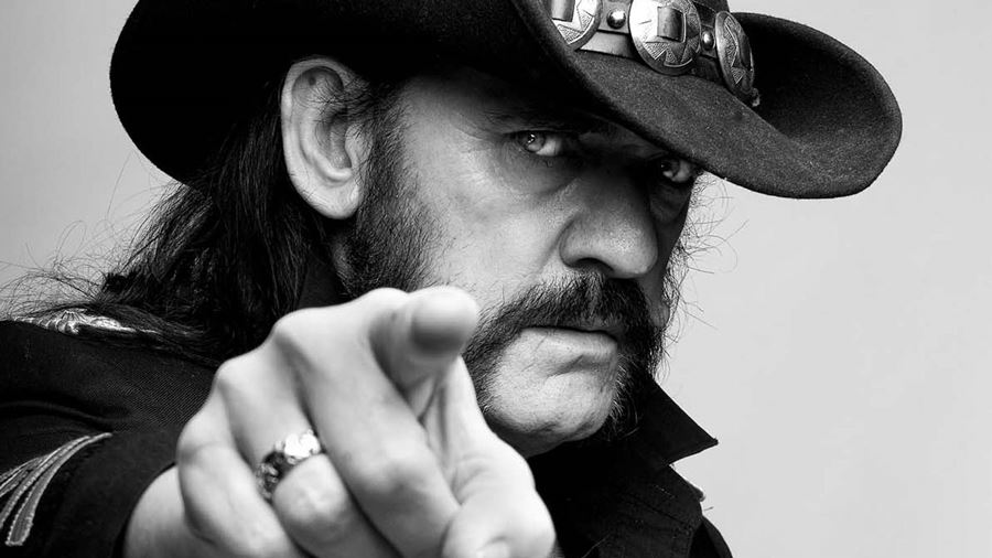 Ian Lemmy Fraser Kilmister Motörhead