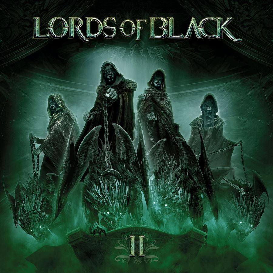 Lords of Black II Album Cover