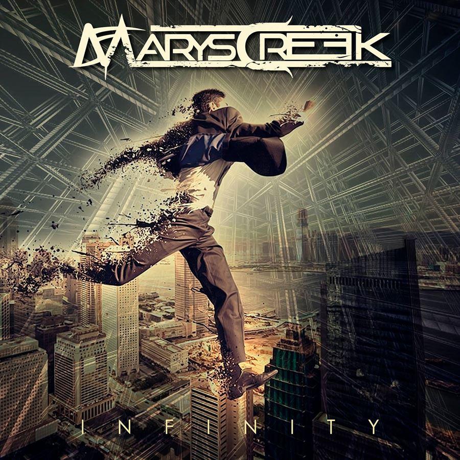 MarysCreek Infinity Album Cover