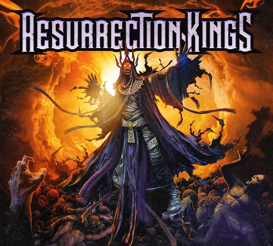 Resurrection Kings Album Cover
