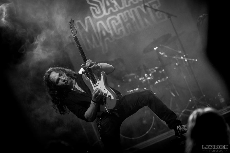Savage Machine Photo by Lavarock Photo