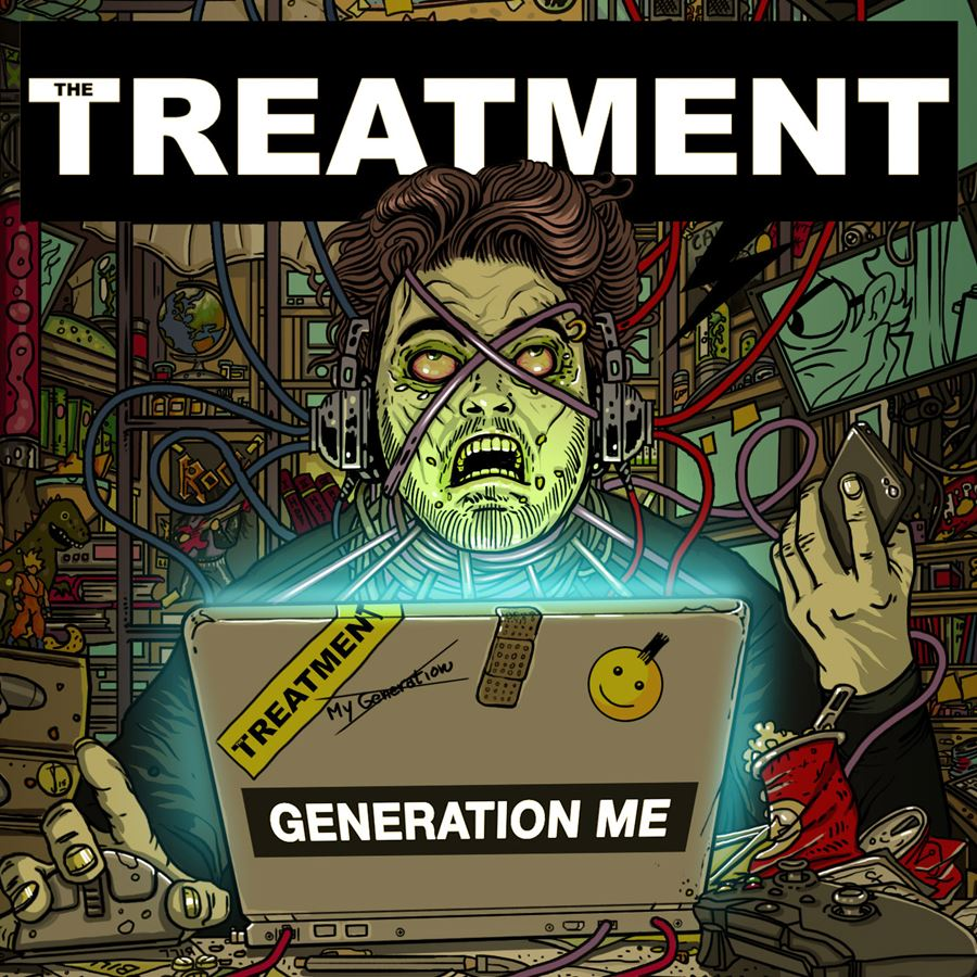 The Treatment Generation Me Album Cover
