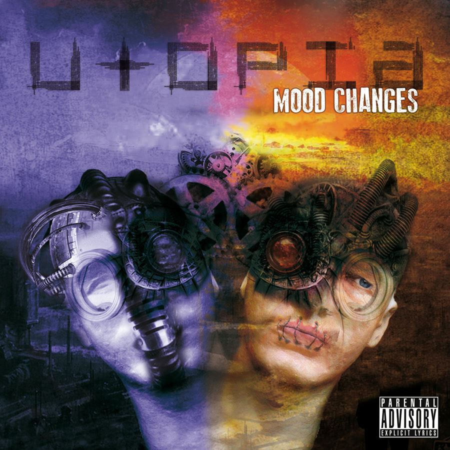 Utopia Mood Changes Album Cover