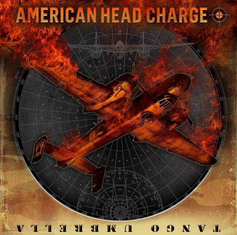 American Head Charge Tango Umbrella Album Cover
