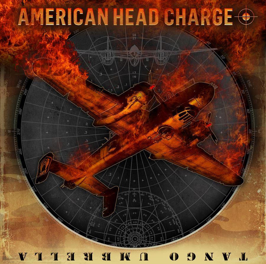 American Head Charge Tango Umbrella Album Cover