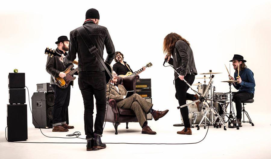 Colour of Noise Photo by Gun Hill Studios