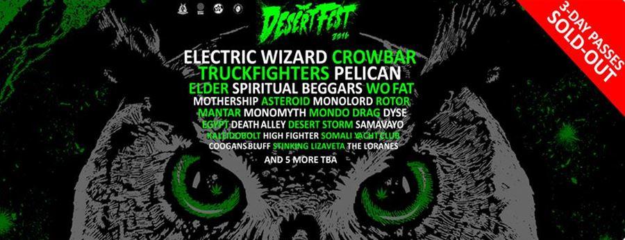 Desert Fest Berlin Feature