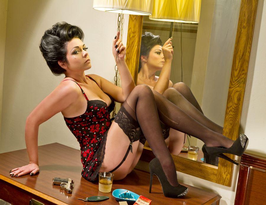 Miss Tera Nicole Photo by DRaskin Photography