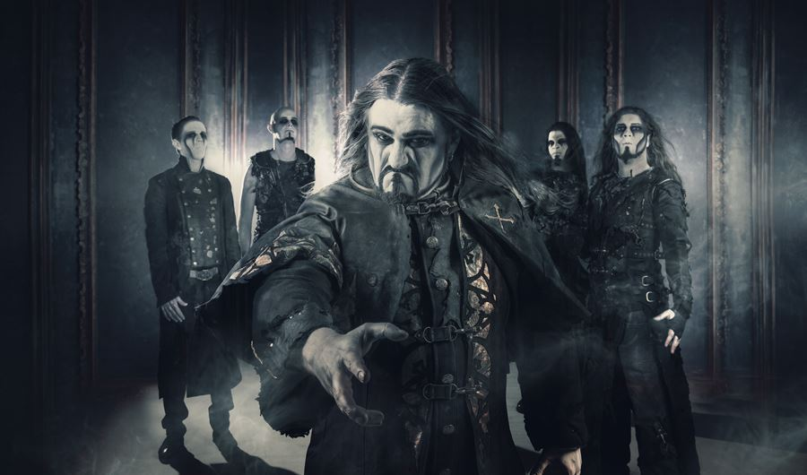 Powerwolf Photo by Manuela Meyer