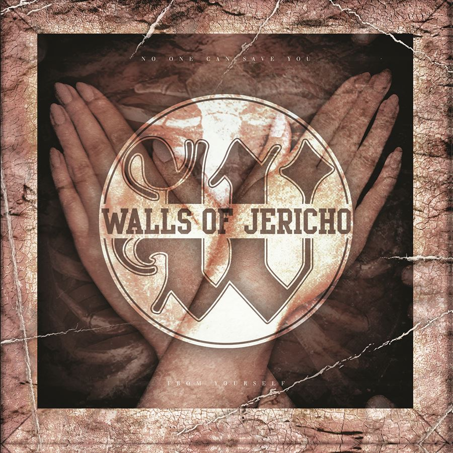 Walls of Jericho No One Can Save You From Yourself Album Cover
