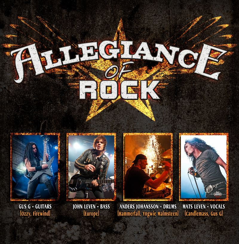 Allegiance of Rock Flyer