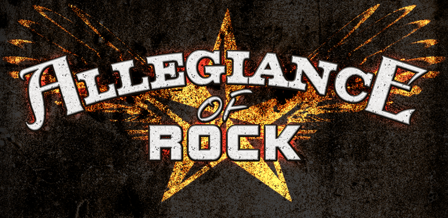 ALLEGIANCE OF ROCK will be united for the very first time at Stockholm Rocks Festival