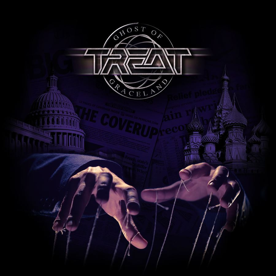 Treat Ghost of Graceland Album Cover