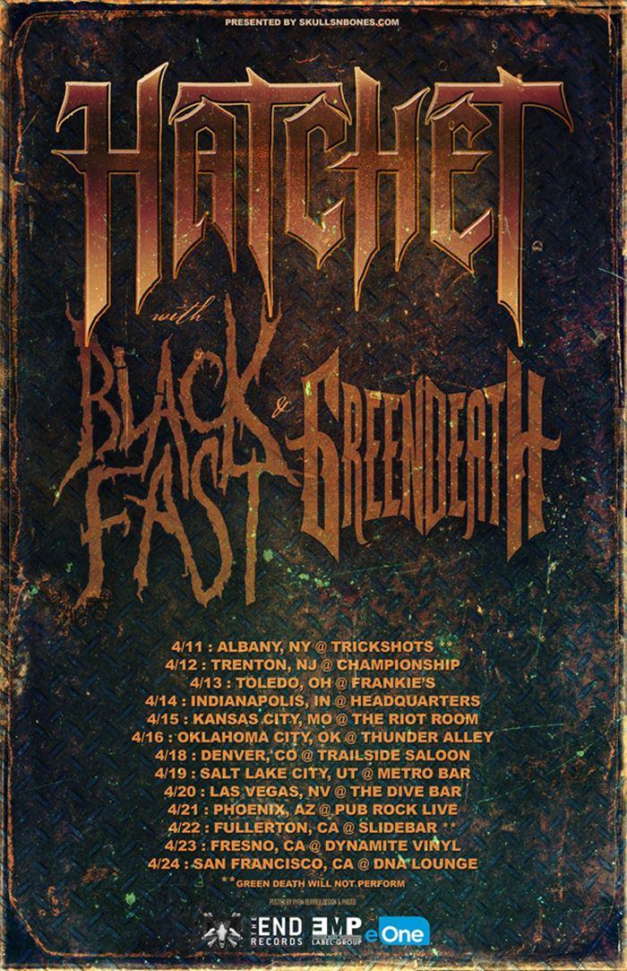 Green Death Tour