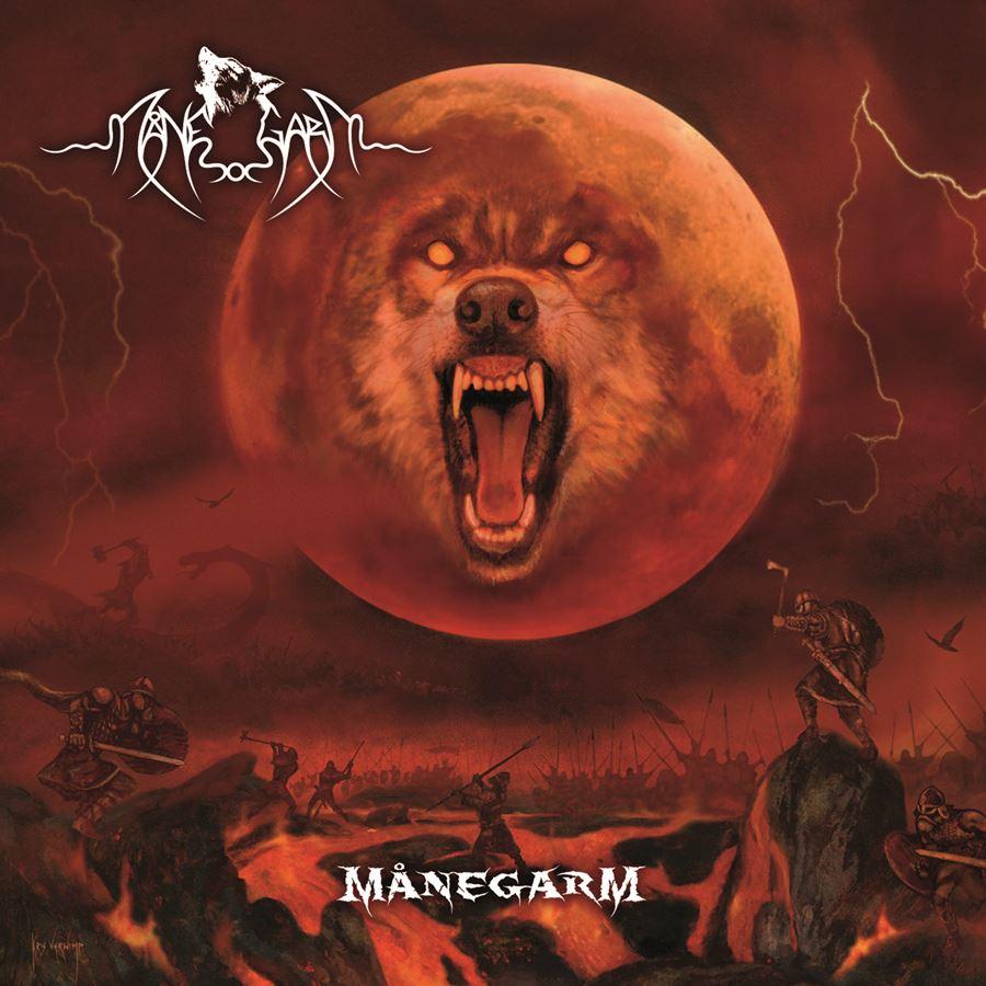 Månegarm Album Cover