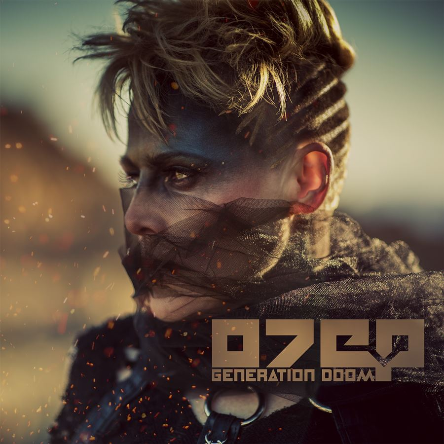 Otep Generation Doom Album Cover Photo by Paul Brown