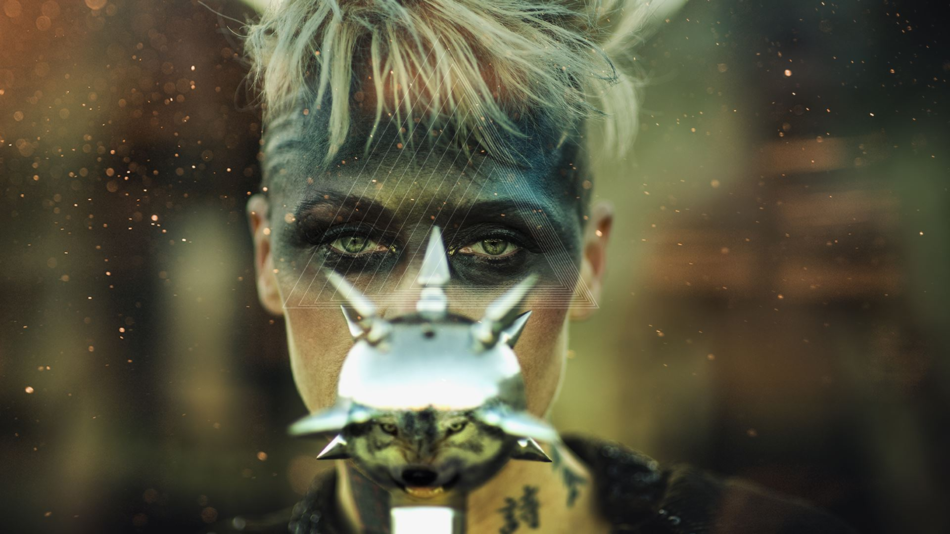 Otep Photo by Paul Brown