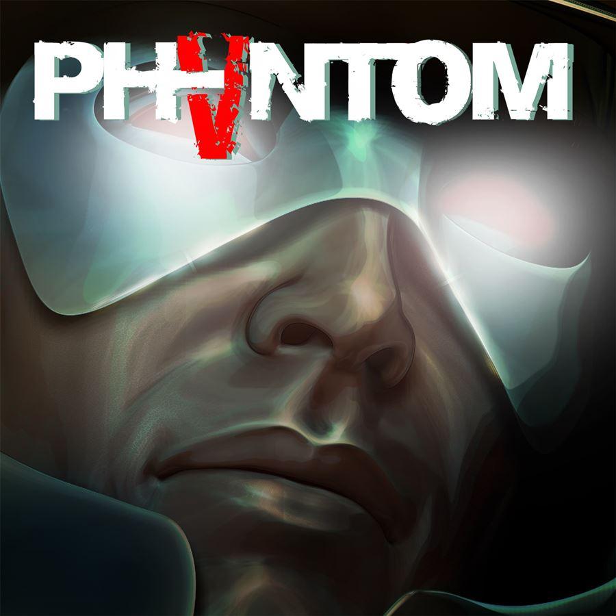 Phantom V Album Cover