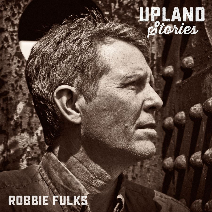 Robbie Fulks Upland Stories Album Cover