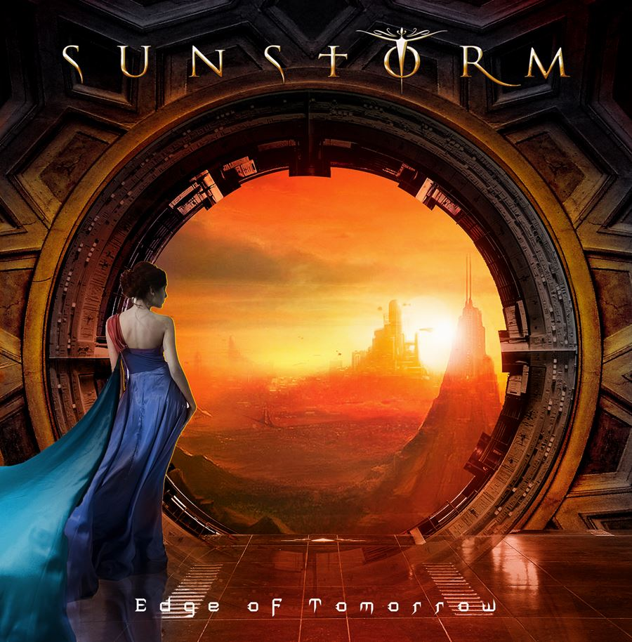 Sunstorm Edge Of Tomorrow Album Cover