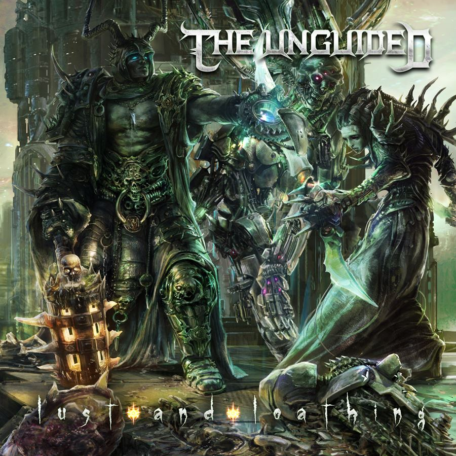 The Unguided Lust And Loathing Album Cover
