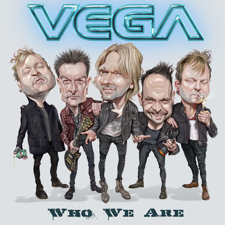 Vega What We Are Album Cover
