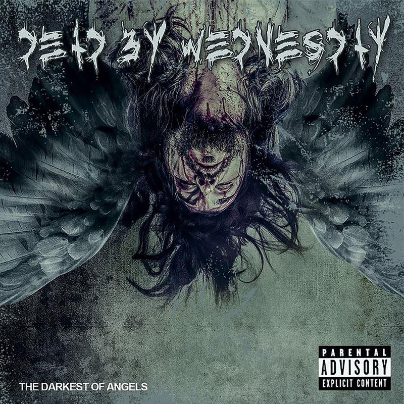 Dead By Wednesday The Darkest Of Angels Album Artwork