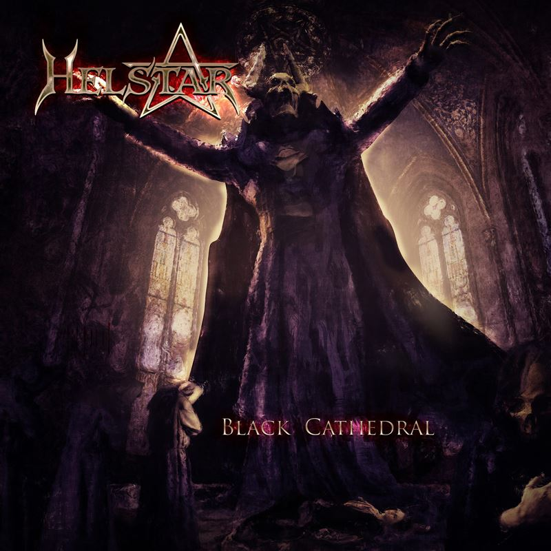 Helstar Black Cathedral Album Artwork