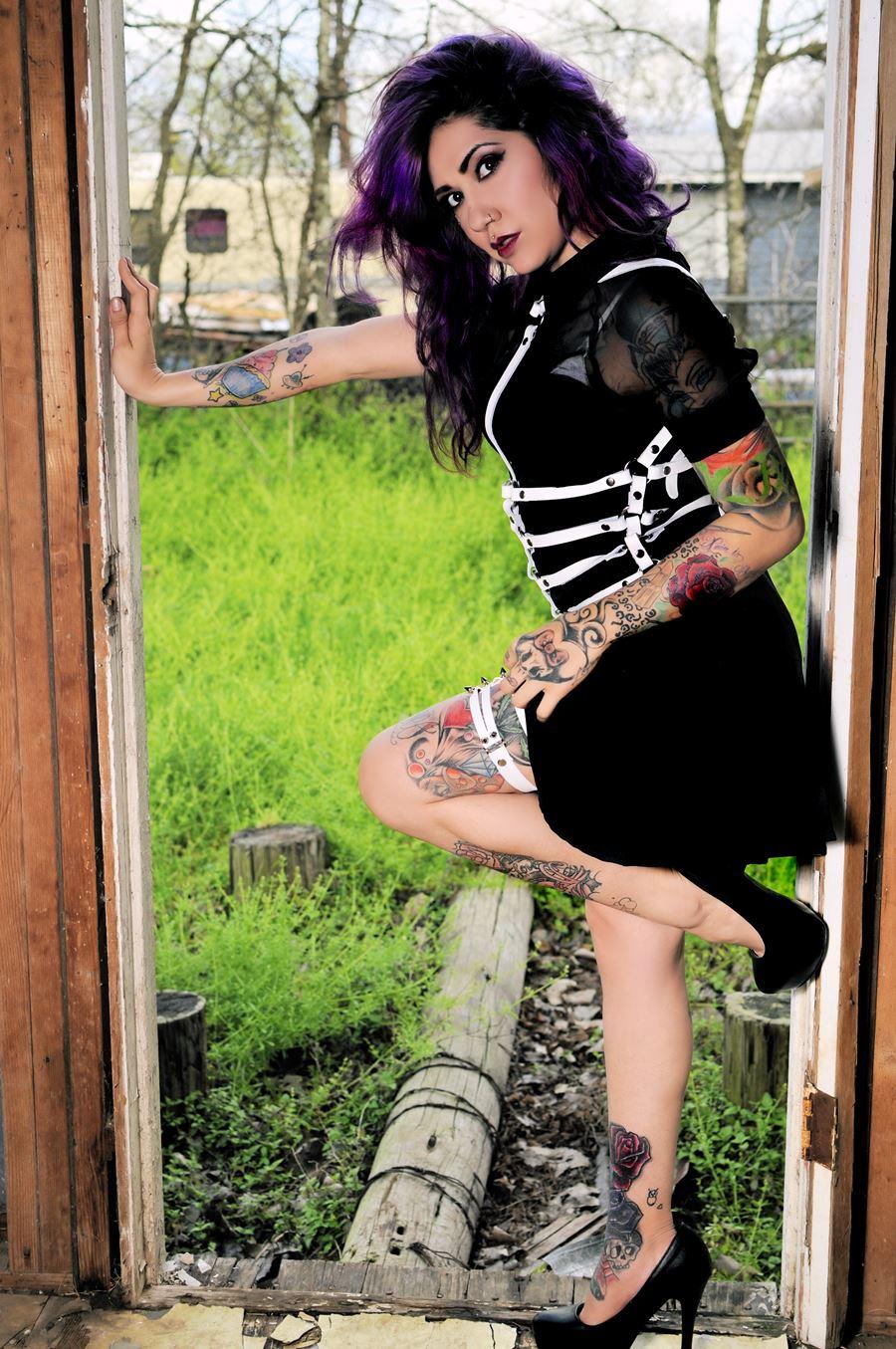 Megan Mayhem Photo by Allure Lotus Photography